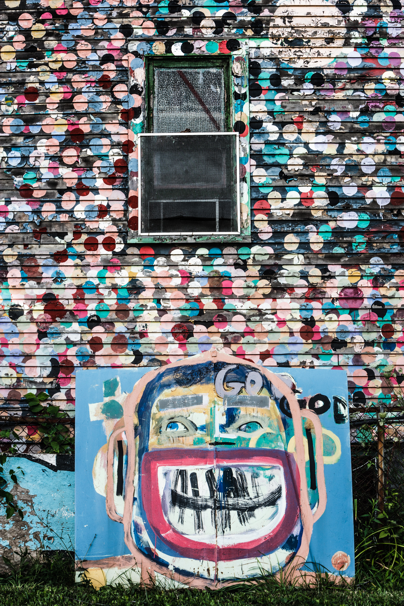 Heidelberg Project – Connecting Dots