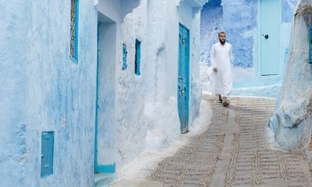 Blue City of Chefchaouen