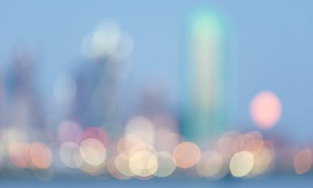 Unfocused Abstract
