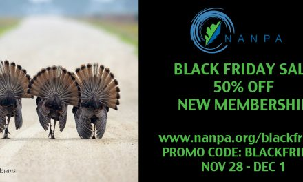 NANPA Black Friday New Member Sale!