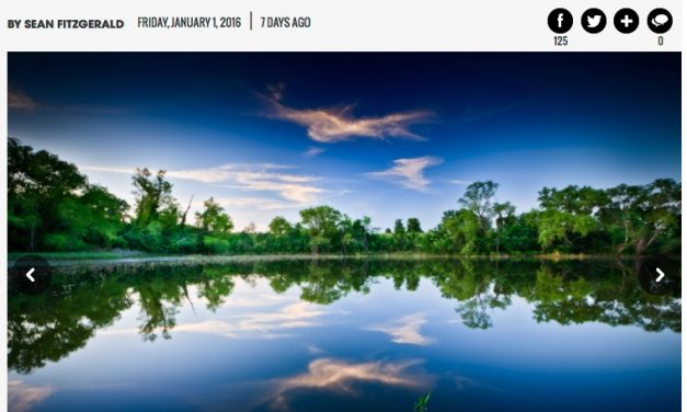 Dallas Observer Slide Show on Great Trinity Forest
